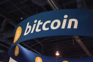 bitcoin booth - CES 2015