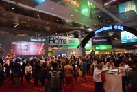 The madness of CES 2015.