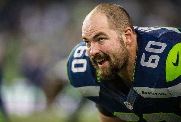 Max Unger. (Seahawks.com)