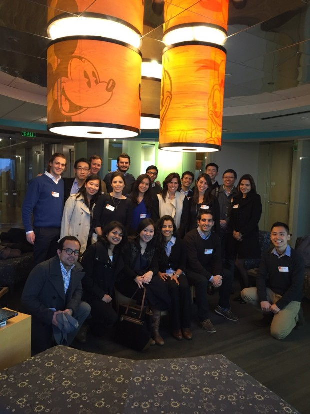 MIT MBA students in Seattle