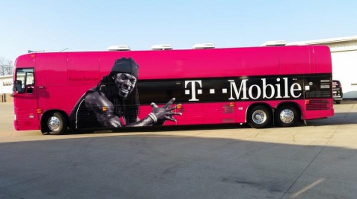 Outspoken mavericks unite: Richard Sherman inks endorsement deal with John Legere's T-Mobile