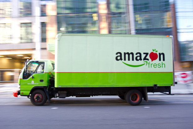 Amazon curbs Fresh grocery delivery service in some markets