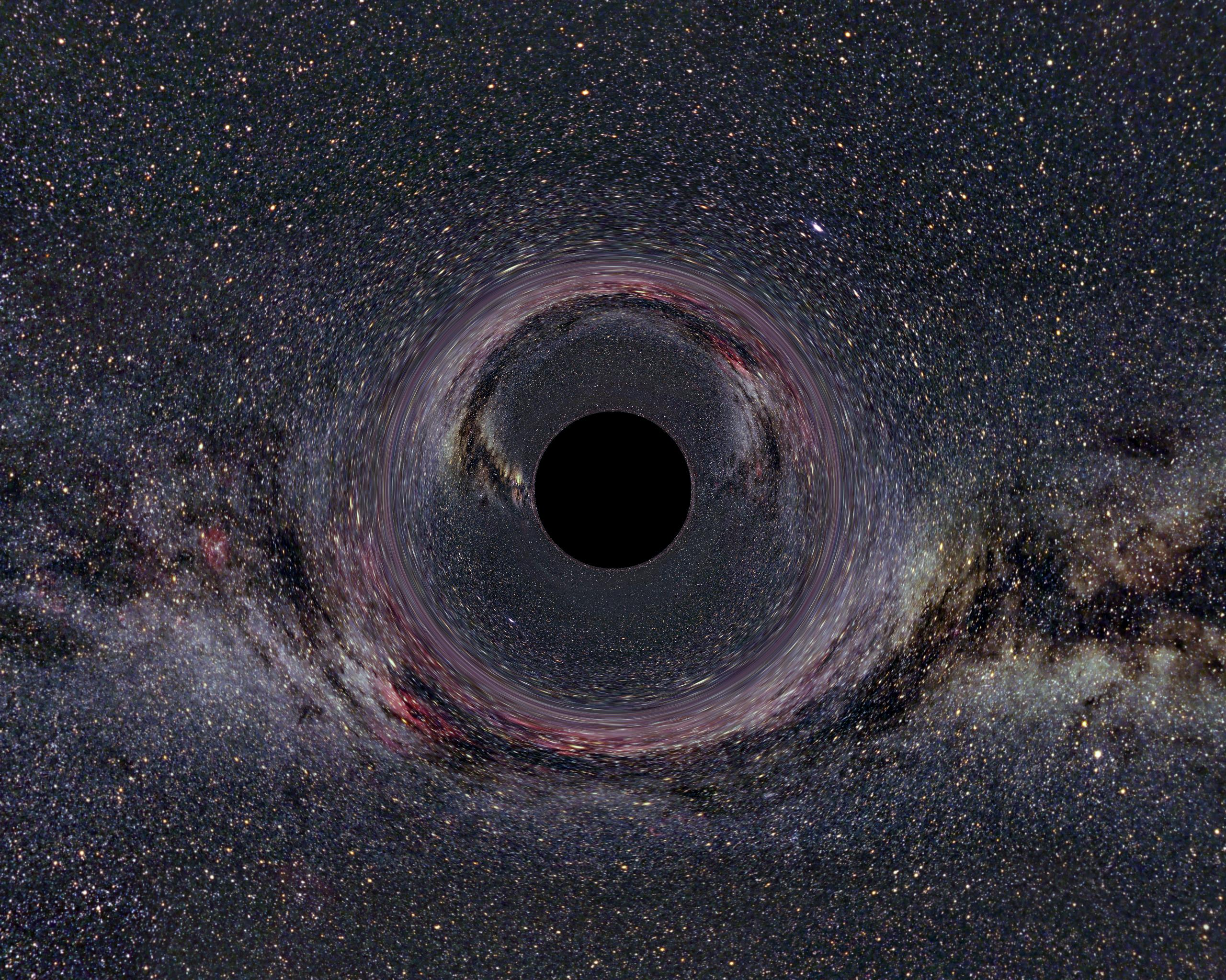 Maybe Black Holes And Wormholes Aren T That Bad Geekwire