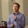 Ryan Naylor speaks at Phoenix Startup Week.