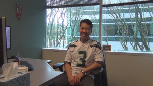 Microsoft C++ Seahawks video