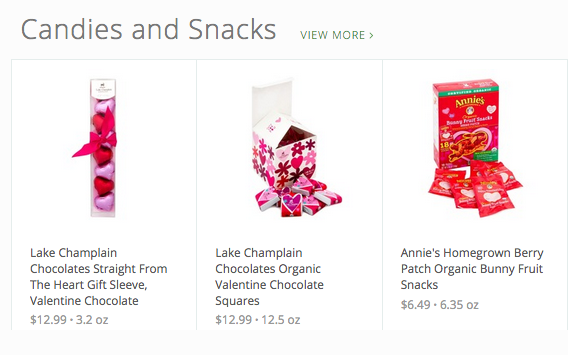 You Can Order Romantic Products From Whole Foods, And Instacart Will Deliver  The Items To