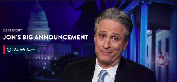 Photo via Comedy Central/The Daily Show