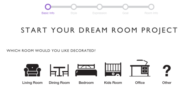 Startup spotlight purplewall digitizes the interior for Interior design process