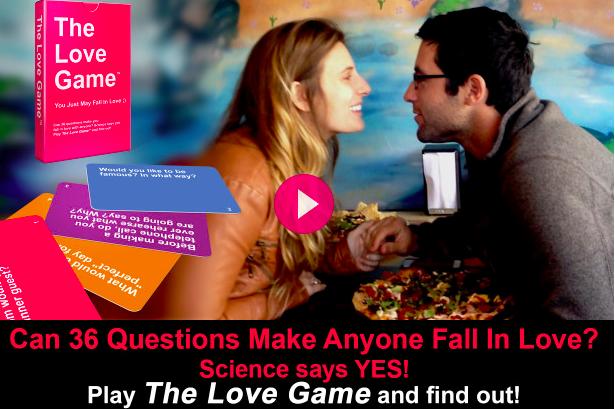 Photo via Indiegogo/The Love Game