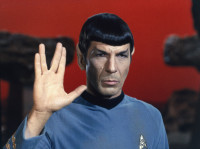 Star Trek Mr. Spock