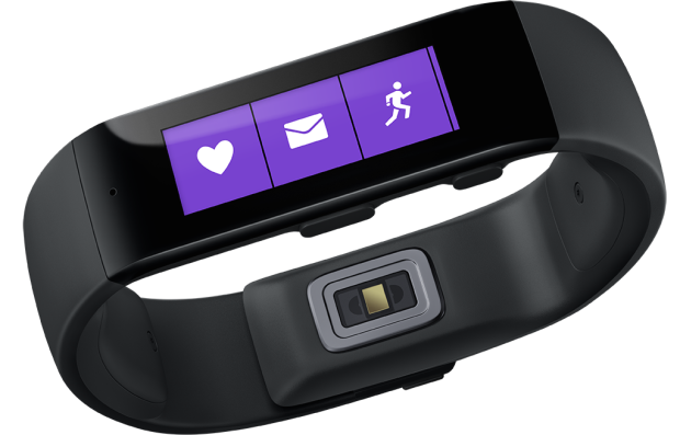 Microsoft Band expanding to Amazon, Target and Best Buy