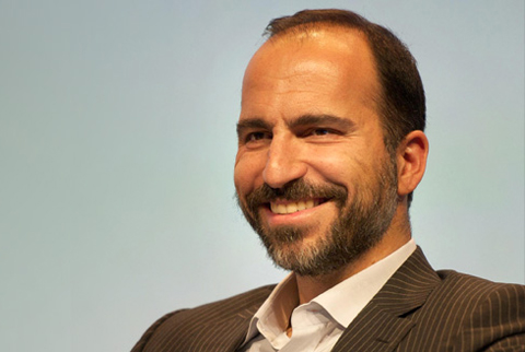 Expedia CEO Dara Khosrowshahi.