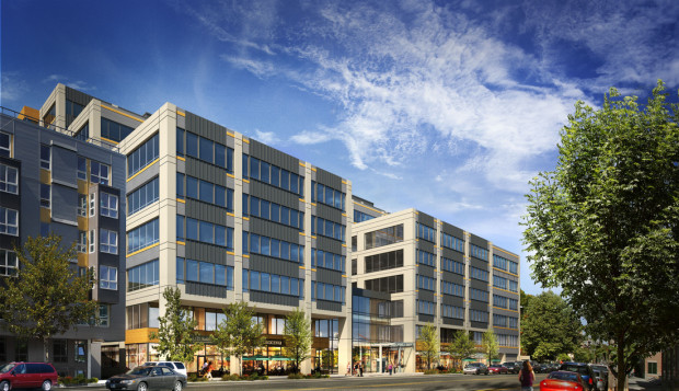 Facebook has signed a lease for the Dexter Station building in Seattle.