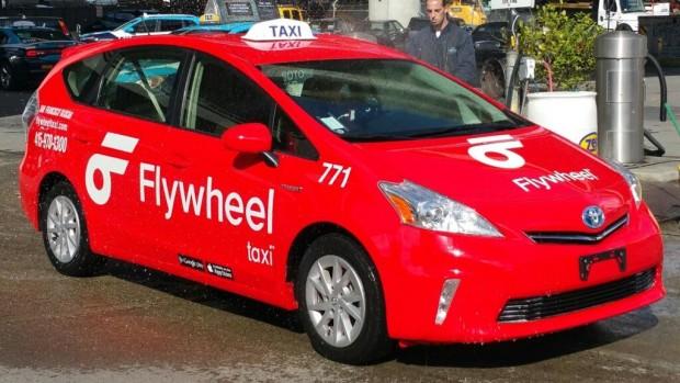 flywheel V