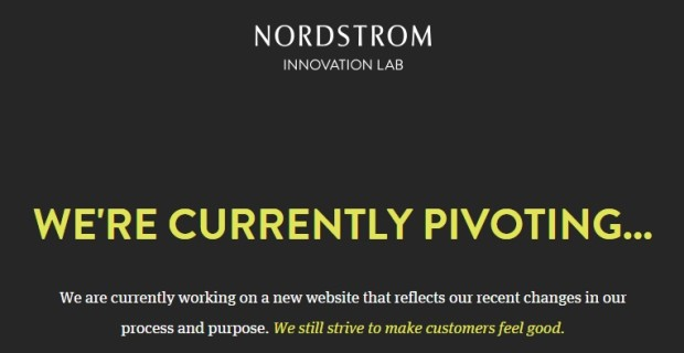 Nordstrom's Innovation Lab, created to serve as a fast-moving tech ...