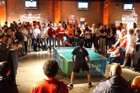Hundreds of geeks gather at the GeekWire Anniversary Bash & Ping Pong tourney
