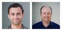 Remitly co-founders Matt Oppenheimer and Josh Hug.