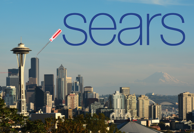 Sears Plans New Seattle Engineering Office Hires Ex