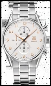Tag Heuer's (mechanical) Carrera watch