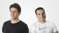 Algorithmia co-founders Kenny Daniel and Diego Oppenheimer