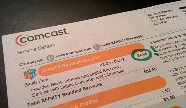 Why I'm staying with Comcast – even though it's Comcast