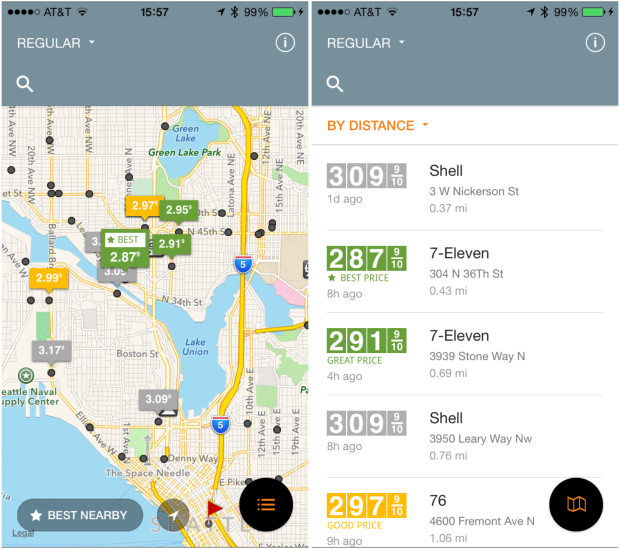 App of the Week: Gas Guru helps you fill up for less, newly redesigned on iOS