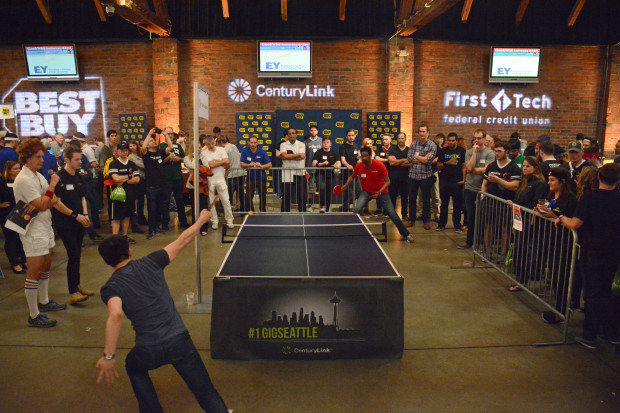 GeekWire Ping Pong & Anniversary Bash 2015 (85)