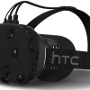 HTC's new virtual reality headset.