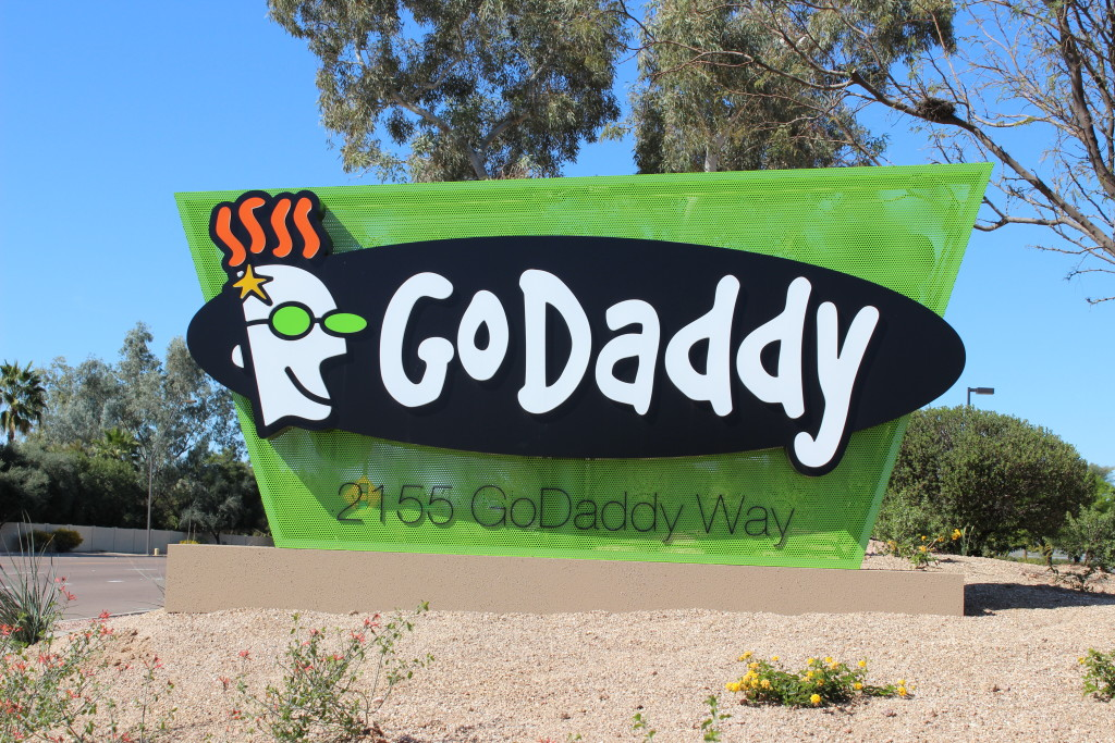 Godaddy Raises 460m In Ipo As Stock Surges More Than 30 In Nyse