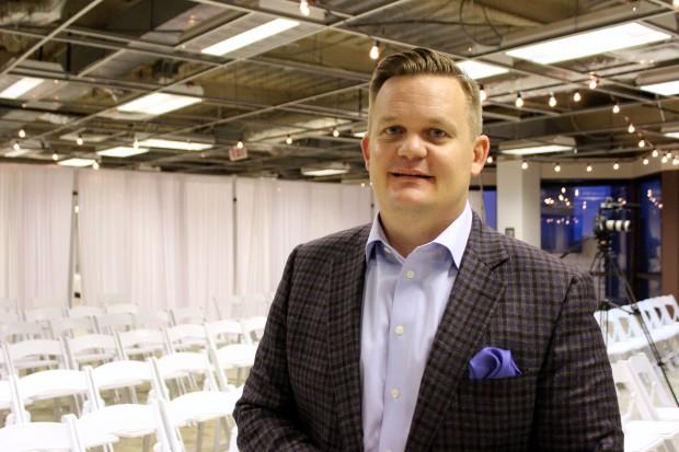 Nick Kennedy at Dallas Startup Week.