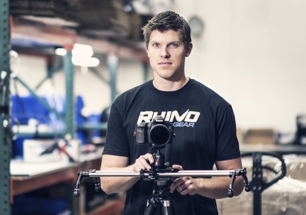 Rhino Camera Gear CEO Kyle Hart