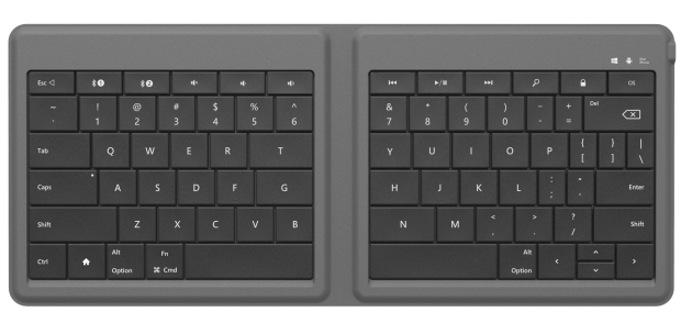 Microsoft-Universal-Foldable-Keyboard-open