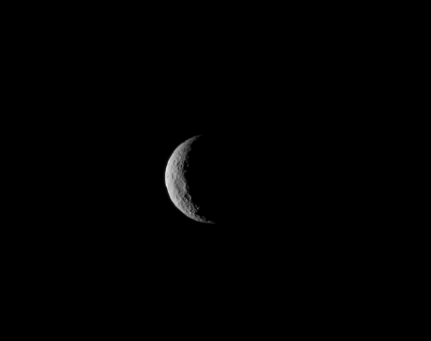 Photo via NASA/first views of Ceres from Dawn probe