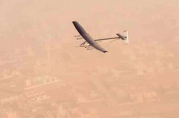Photo via Solar Impulse