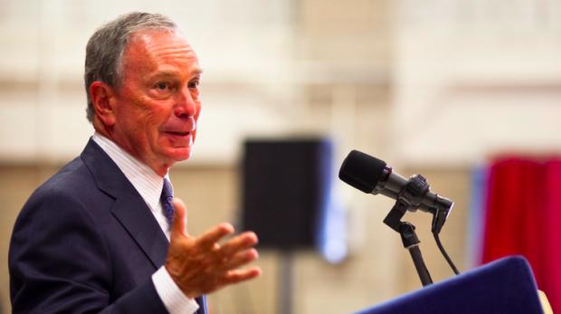 Photo via Flickr/Lindsay Buckley of Michael Bloomberg