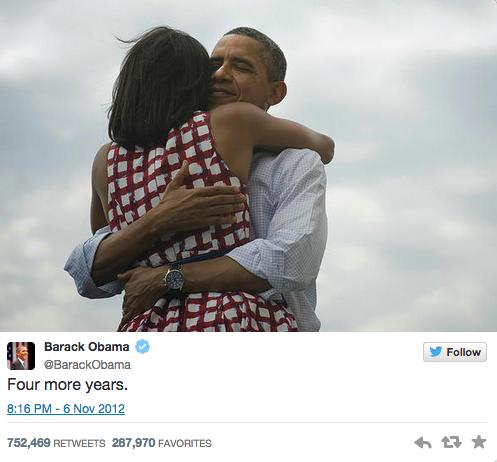 Photo via Twitter/Barack Obama