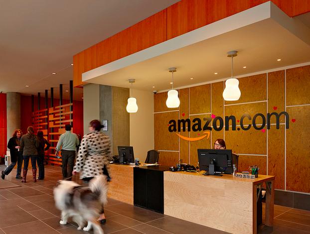 Photo via Commercial Property Executive/Amazon  HQ