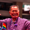Photo via Flickr/Scott Smithson/George Takei as grand marshall at last year's Seattle Pride Parade