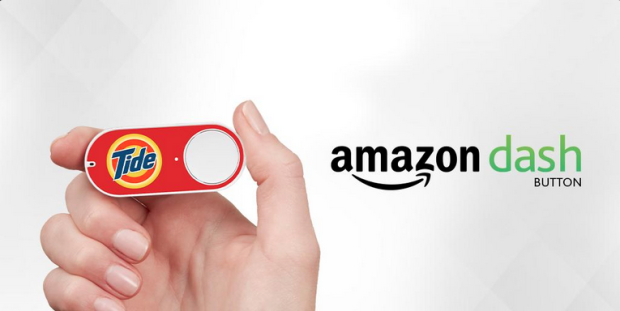Amazon shuts off sales of Dash buttons