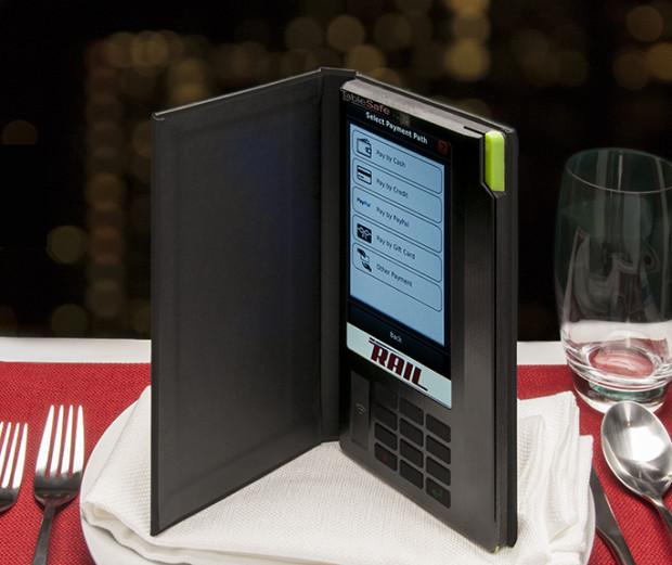 TableSafe device 2