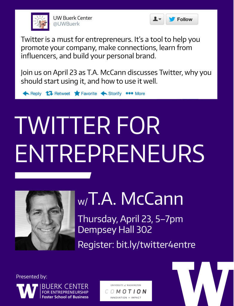 Twitter for Entrepreneurs 4.23