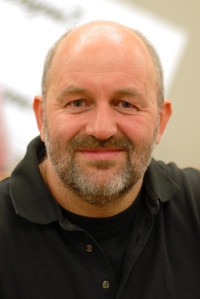 Werner Vogels (photo by Leonid Mamchenkov.)