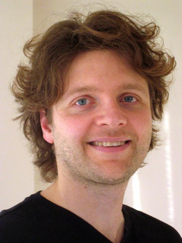 Enlearn founder Zoran Popovic