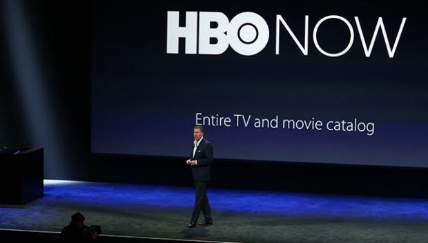 HBO CEO Richard Plepler (via Apple live stream).