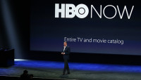 HBO Now's introduction at Apple's March press event