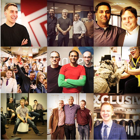 Some of the entrepreneurs that Madrona has backed over the years.