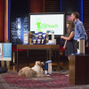 The iCPooch team pitches  on Shark Tank