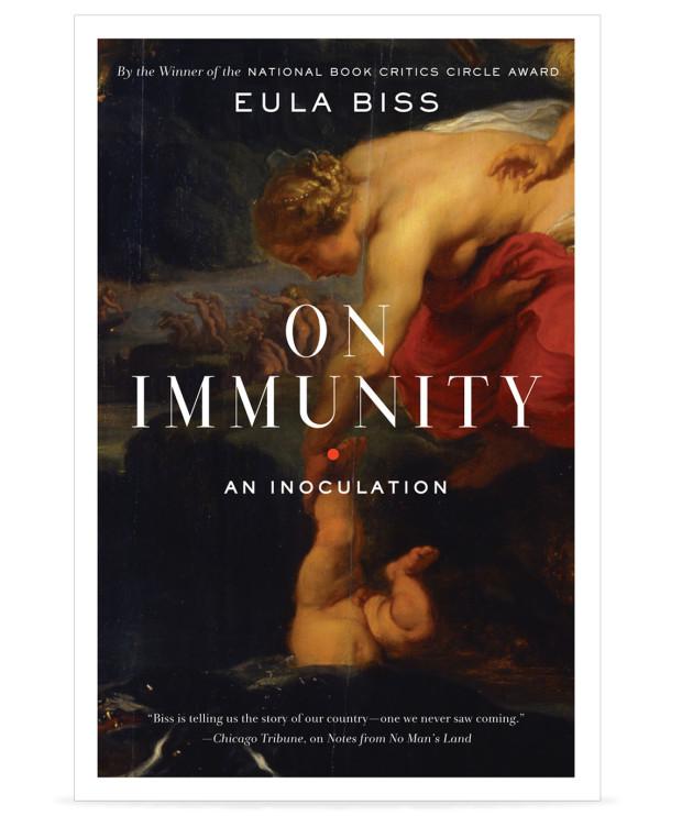 Photo via Eula Biss author site/ On Immunity