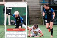Fans of the Seattle Reign FC will be able to watch the team perform in Portland tonight, tuning in via Periscope