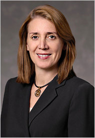 Ruth Porat, Google's new CFO.